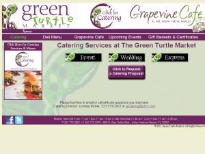 Green Turtle Market Catering