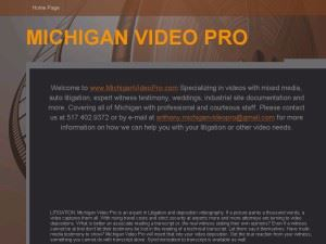 Michigan Video Pro