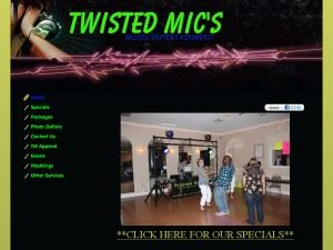 Twisted Mic's - Wedding DJ and much more