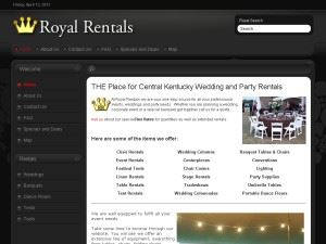 Royal Rentals Inc
