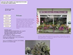 Antique Rose Florist