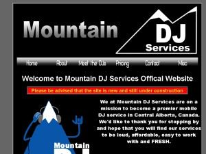 Mountain Dj Services