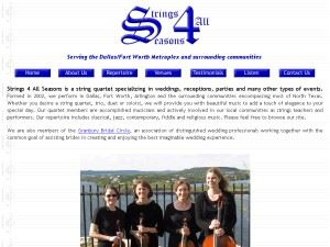 Strings 4 All Seasons - Stephenville