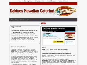 Da Kines Hawaiian Catering