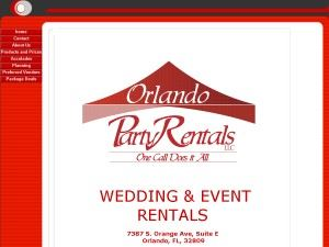 Orlando Party & Wedding Rentals
