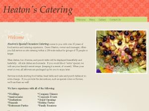 Heatons Special Occasions Catering