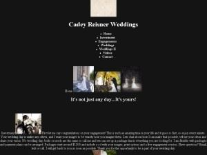 Cadey Reisner Weddings