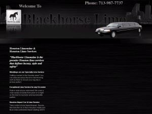 Black Horse Limo