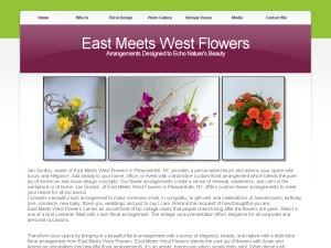 East Meets West Flowers