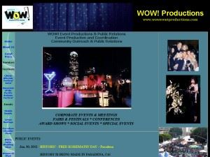 WOW! Event Productions