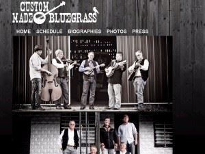 CUSTOM MADE BLUEGRASS