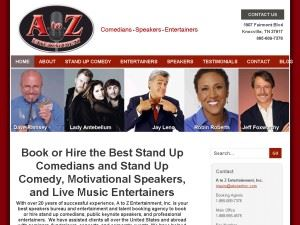 A to Z Entertainment, Inc.