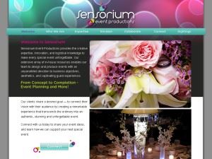 Sensorium Events