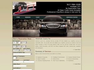 AMERICAN LUXERY LIMOUSINE,INC.