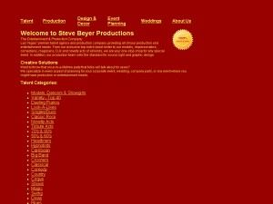 Steve Beyer Productions, Inc.