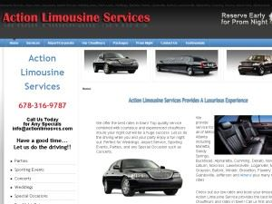 Action Limousine Services of N/E Georgia LLC