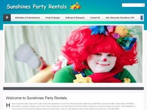 Sunshines Party Rentals