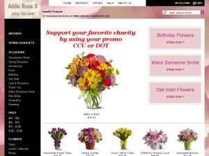 ADDIE ROSE II FLORAL AND EVENTS