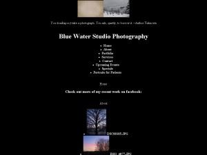 Blue Water Studio