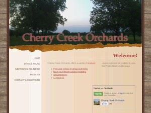 Cherry Creek Orchards