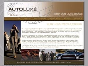 AUTOLUXE TRANSPORTATION SERVICES WORLDWIDE