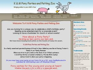 K&M Pony Parties
