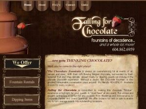 Falling for Chocolate