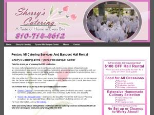 sherrys catering