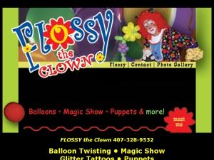 Flossy the Clown
