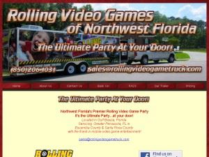 Rolling Video Games of Northwest Florida