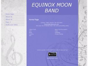 Equinox Moon Band