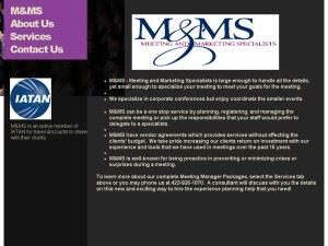 M&MS - Meeting & Marketing Specialists