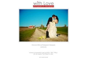 With Love Photography and Videography