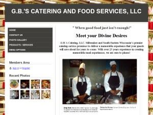 G.B.'s Catering