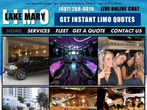 Lake Mary Limo Service