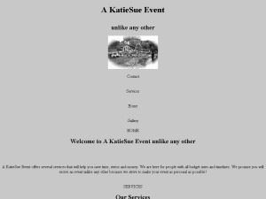 A KatieSue Event