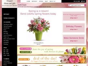 Newport Florist and Gifts, LLC