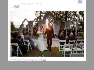 A Perfect Day Weddings