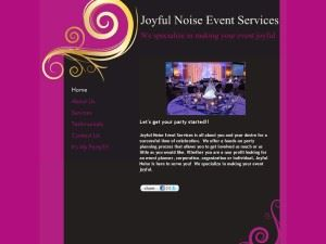 Joyful Noise Event Services