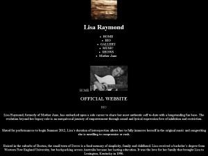 Lisa Raymond Acoustic