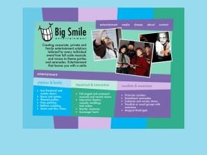 BIG SMILE ENTERTAINMENT