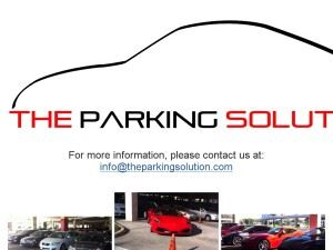 The Parking Solution