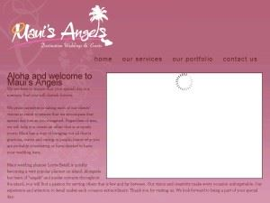 Maui's Angels Weddings/Events
