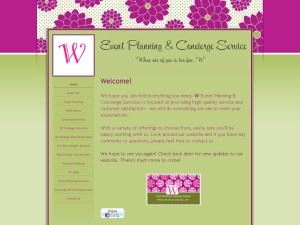 W Event Planning & Concierge Services