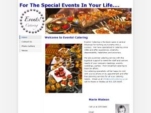 Events! Catering