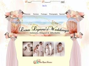 Lora Lynne's Weddings