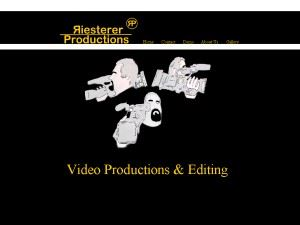 Riesterer Productions