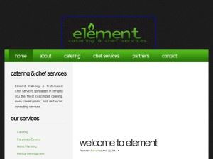 Element Catering & Chef Services
