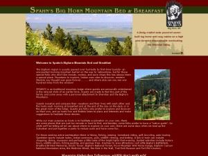 Spahn's Big Horn Mountain Bed & Breakfast