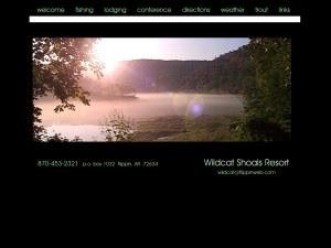 Wildcat Shoals Resort